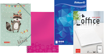Exercise Book, Ring Binder Inserts